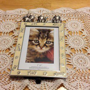 Kohl's for cat lovers, picture frame